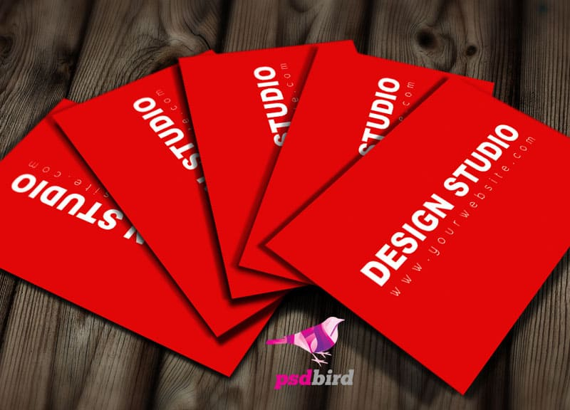 free business card graphic designers