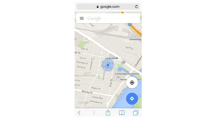 Google-map-App-Inspiration