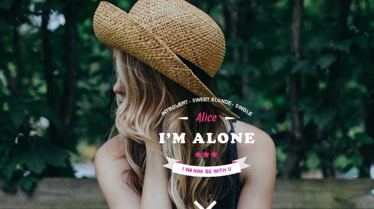 Lonely-Free-HTML-Bootstrap-template
