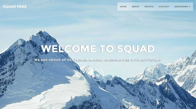 Squad-Free-HTML-Template
