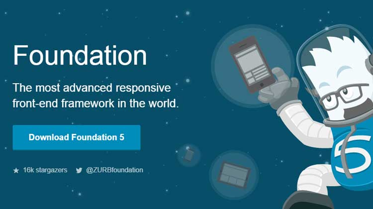 foundation-css-frame-work