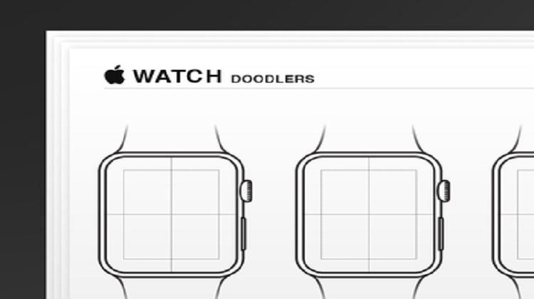 Apple Watch Doodlers
