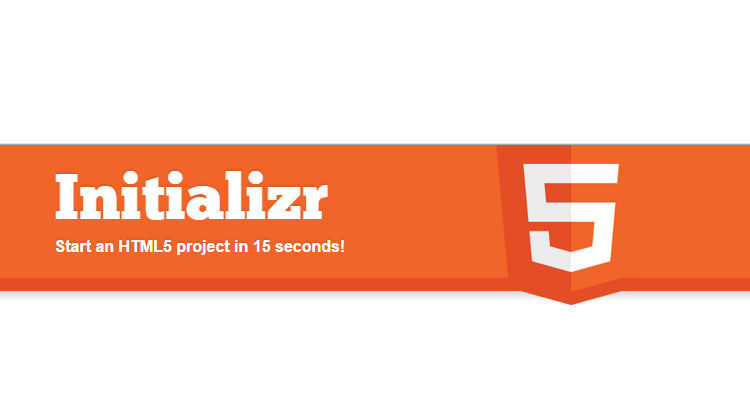 initializr--html5-tool
