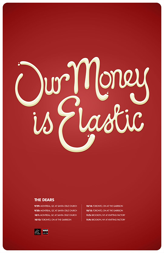 Money Babies by Leigh Whipday Creative Typography