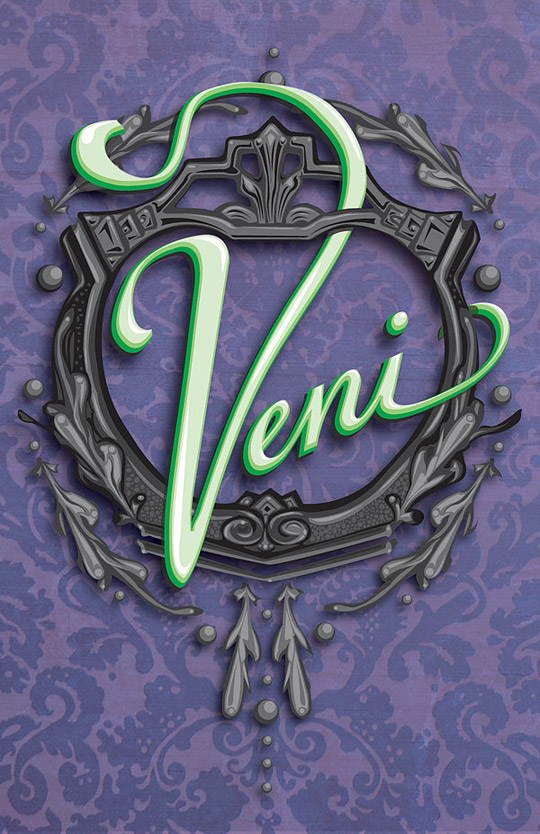 Veni Vidi Verti by Emily Johnson