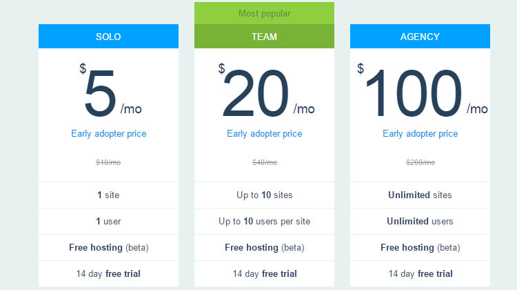 15 Best Price Table HTML Templates
