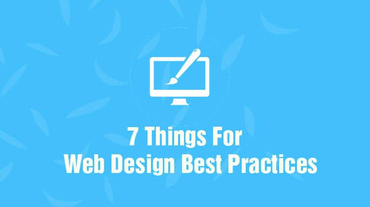 best practices for website design