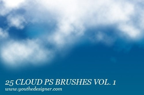 25 Free clouds-photoshop-brushes-6