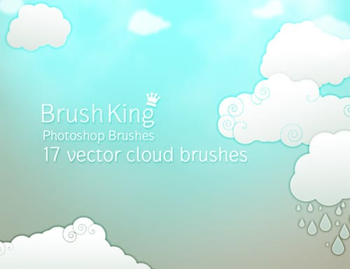 Brush King clouds-photoshop-brushes-10