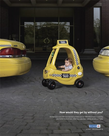 Insurance - Advertising Message Slogans