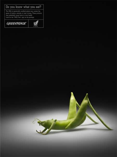 Greenpeace: What You Eat