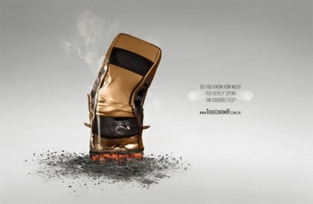 Tobacco Costs A Car - Clever Print Advertisements