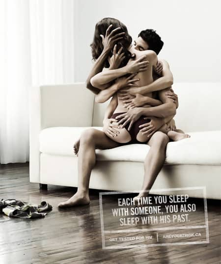 HIV Awareness (One Life Couch)