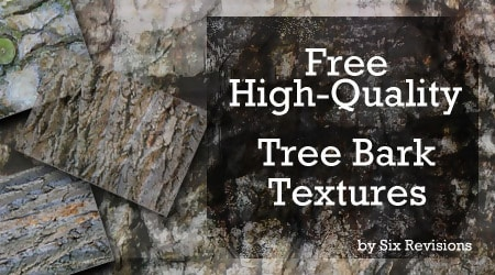10 Free High-Quality Tree Bark Textures