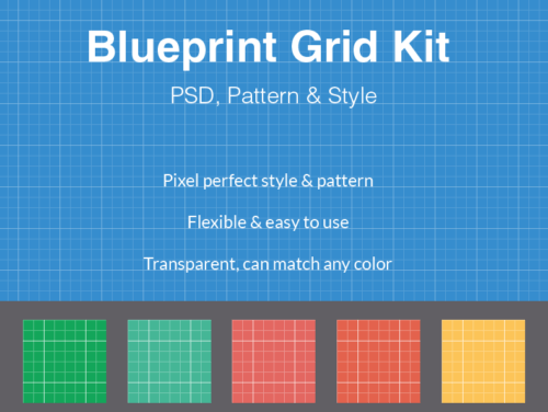 Pixel Perfect Blueprint Pack