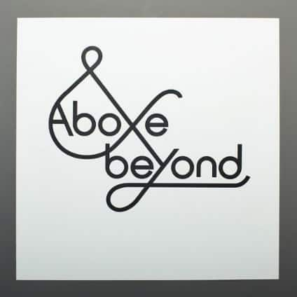 Above and Beyond Ampersand Logo