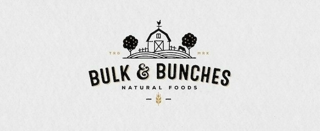 Bulk & Bunches Logo