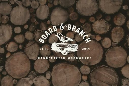 Board & Branch Woodwork Logo
