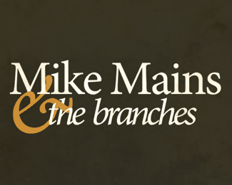 Mike Mains & The Branches Logo