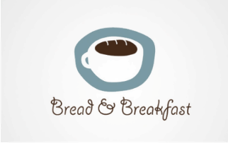 Bread & Breakfast Logo