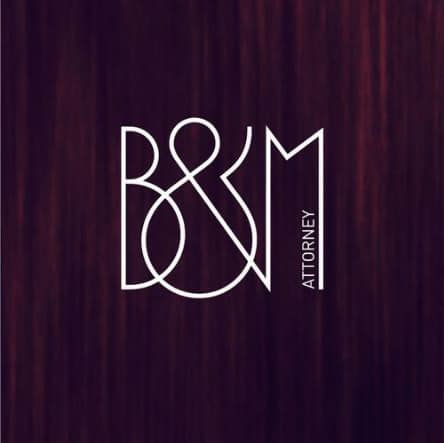 B and M Attorney Ampersand Logo
