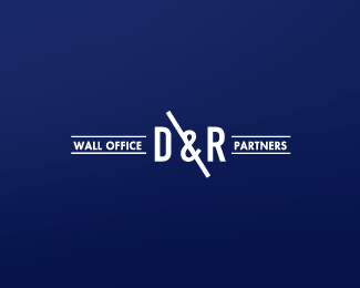 D&R Logo with Ampersand