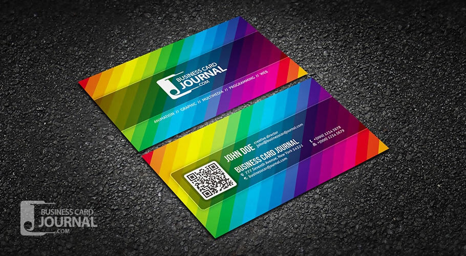 The Spectrum Business Card