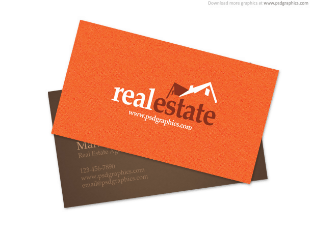 The Real Estate Business Card