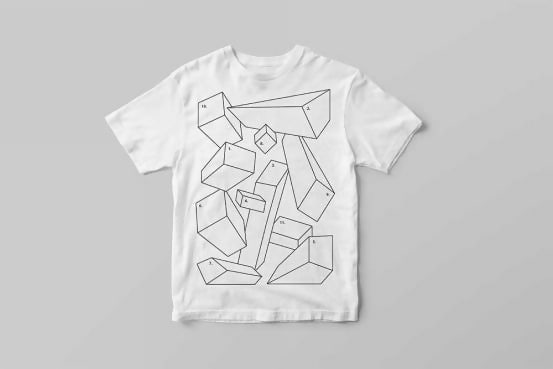 T Shirt Template For Photoshop from www.graphicdesignjournal.com