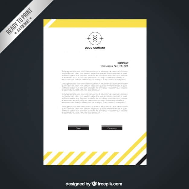 Professional Letterhead and Business Card Design