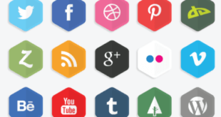 Free Social Media Icon Collections