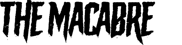 The Macabre Zombie Font