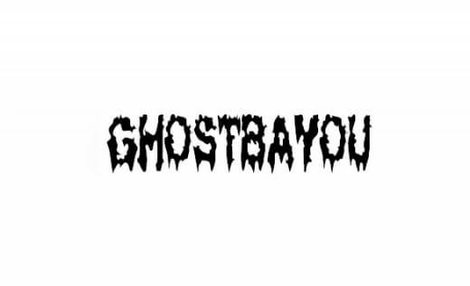 GhostBayou Font
