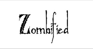 free zombie fonts