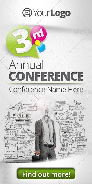 Conference Web Template