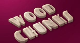 free photoshop wood layer style
