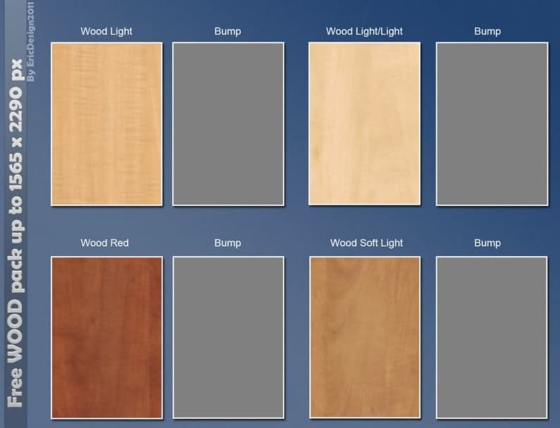 2011 Free Wood Pack Texture