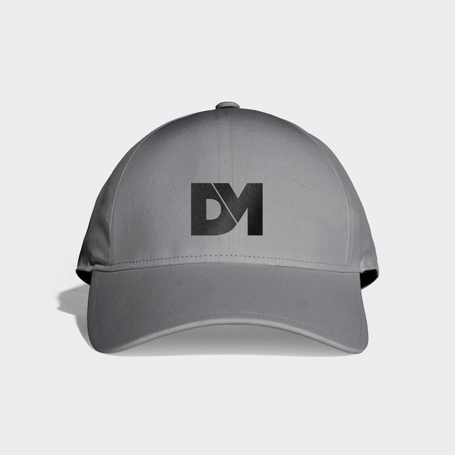 Simple PSD Baseball Cap Mockup