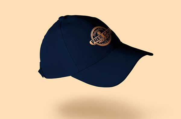 Free Baseball Cap Mock-Up PSD