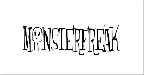 Monsterfreak Font