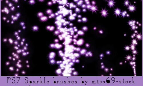 Sparkle Brushes