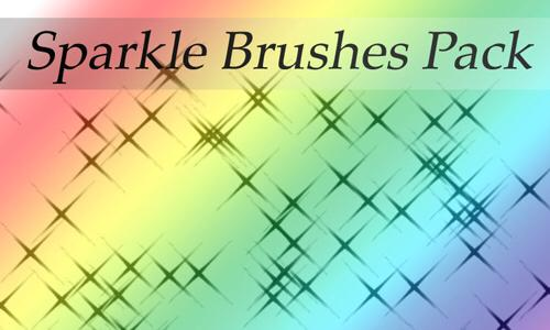 Sparkle Brushes Pack