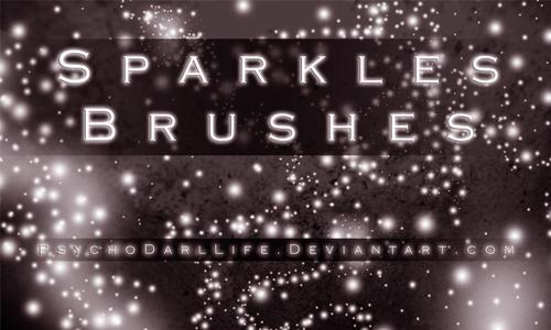 Sparkles Brushes II