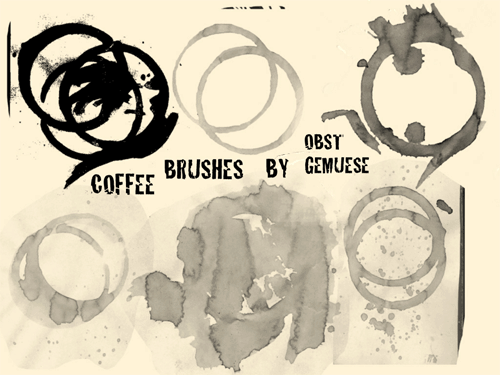 Coffee Brush by Obstgemuese