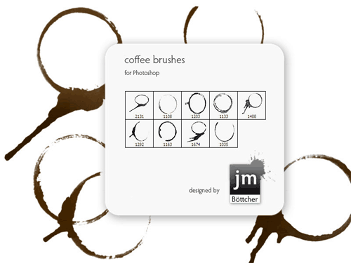 Coffee brushes by jmb1