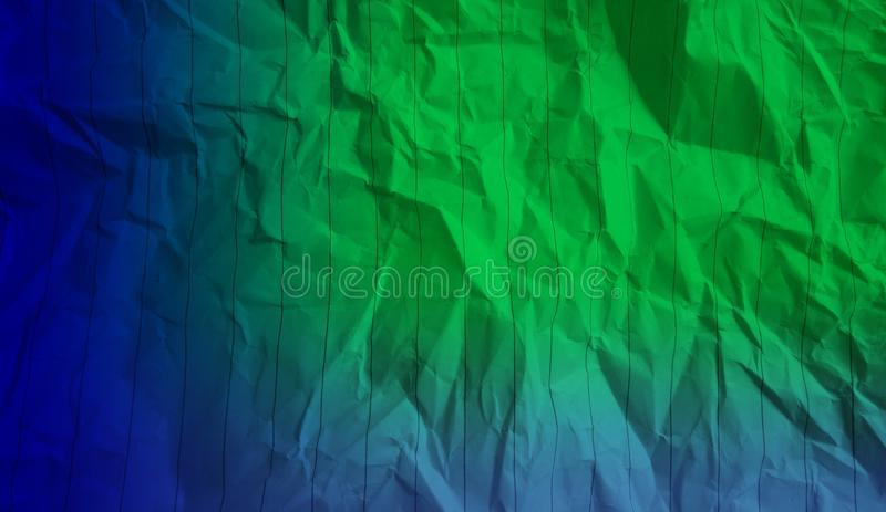 Abstract Crumpled Paper withMulticolourMixture